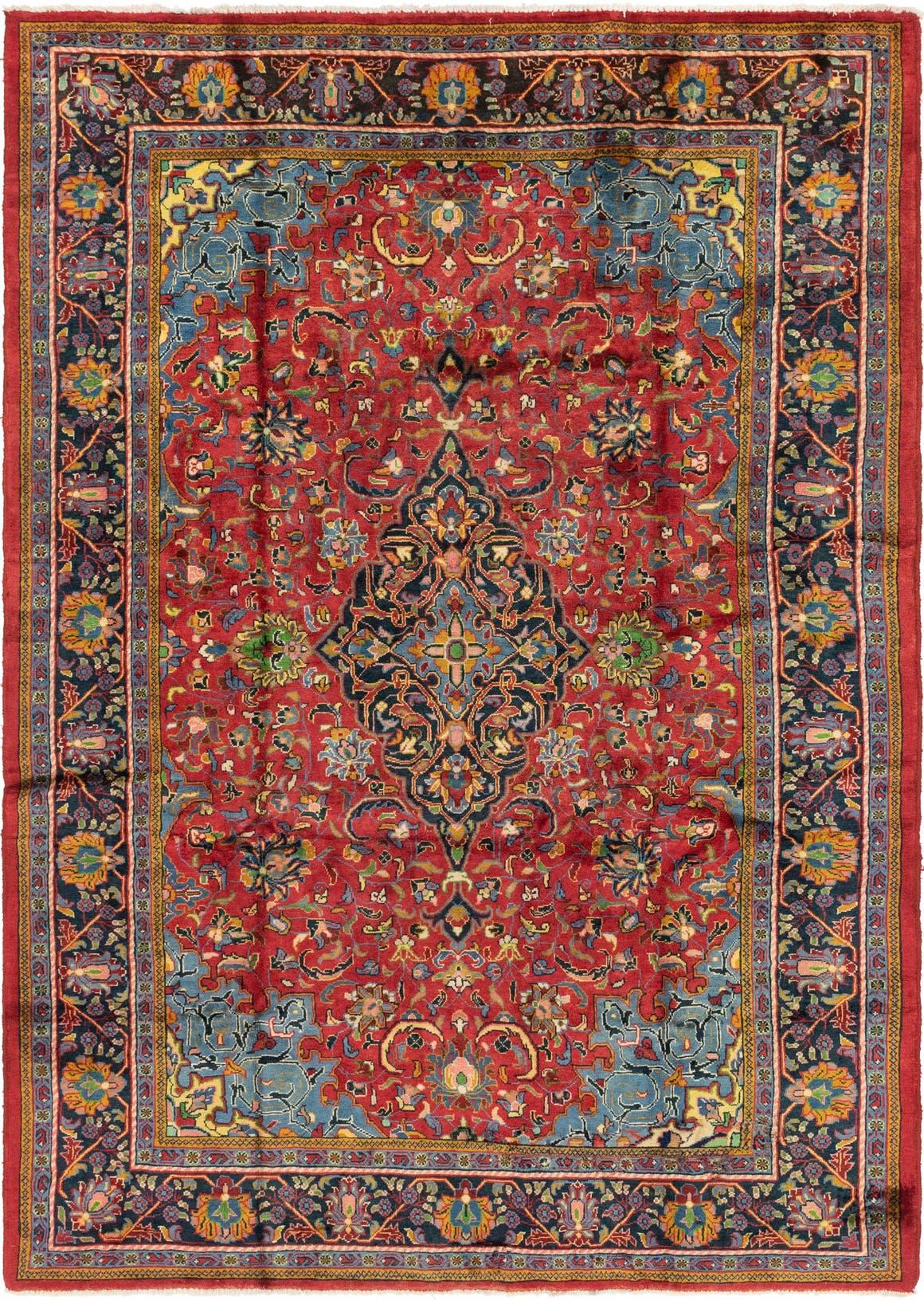7' 10 x 11' 6 Golpayegan Persian Rug main image