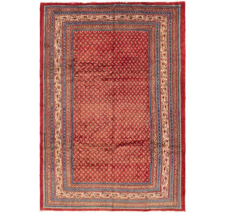 208cm x 305cm Botemir Persian Rug