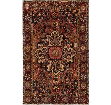 6' 7 x 10' 4 Bakhtiar Persian Rug main image