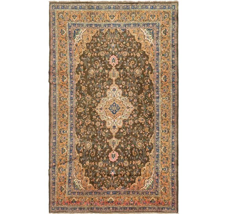 220cm x 355cm Shahrbaft Persian Rug