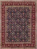 9' 9 x 12' 8 Tabriz Persian Rug thumbnail