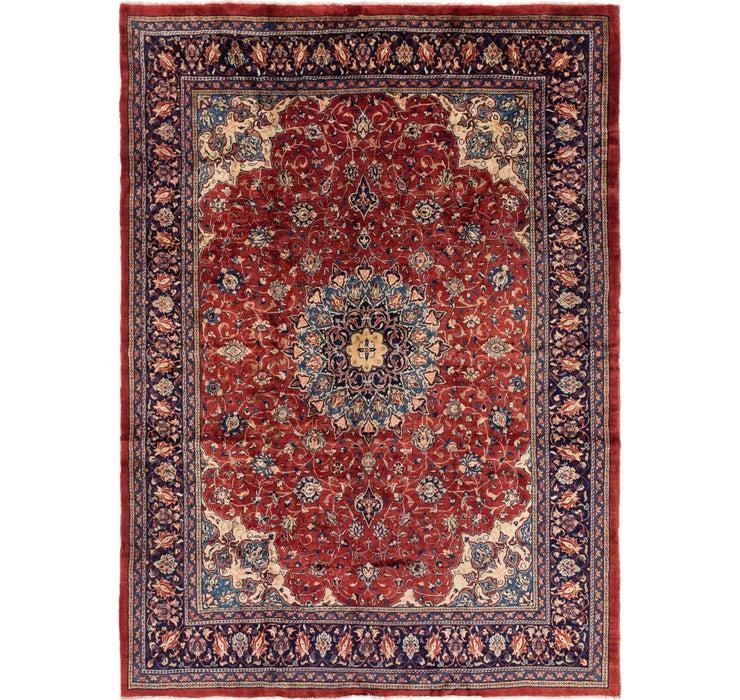 300cm x 415cm Mahal Persian Rug