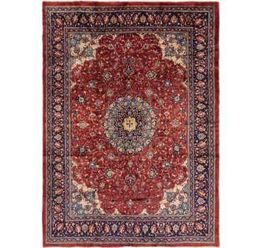 Image of  9' 10 x 13' 7 Mahal Persian Rug