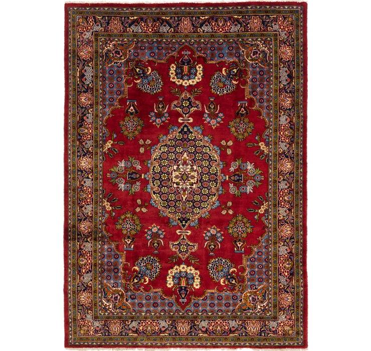 257cm x 360cm Golpayegan Persian Rug
