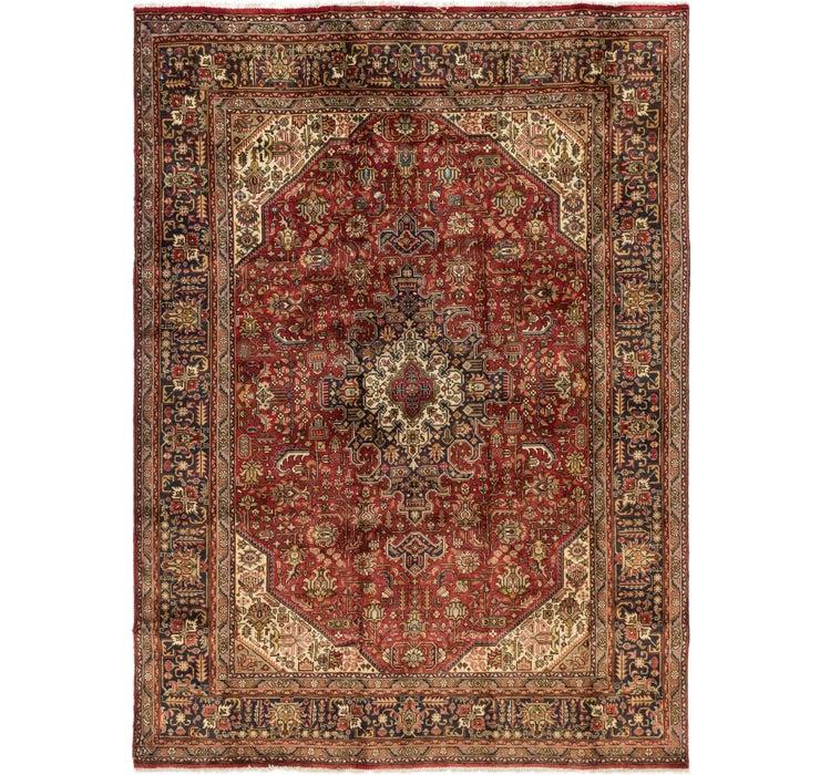 245cm x 335cm Tabriz Persian Rug