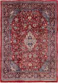 9' 2 x 13' Sarough Persian Rug thumbnail
