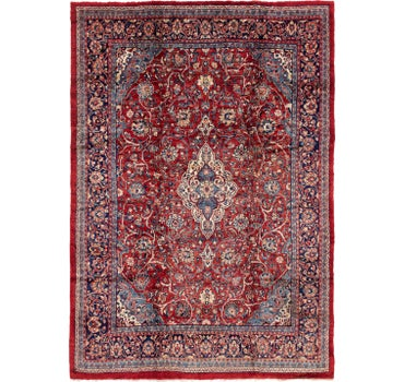 9' 2 x 13' Sarough Persian Rug main image