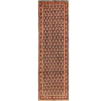 3' 3 x 10' 10 Farahan Persian Runner Rug main image