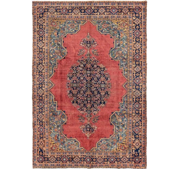 213cm x 318cm Farahan Persian Rug