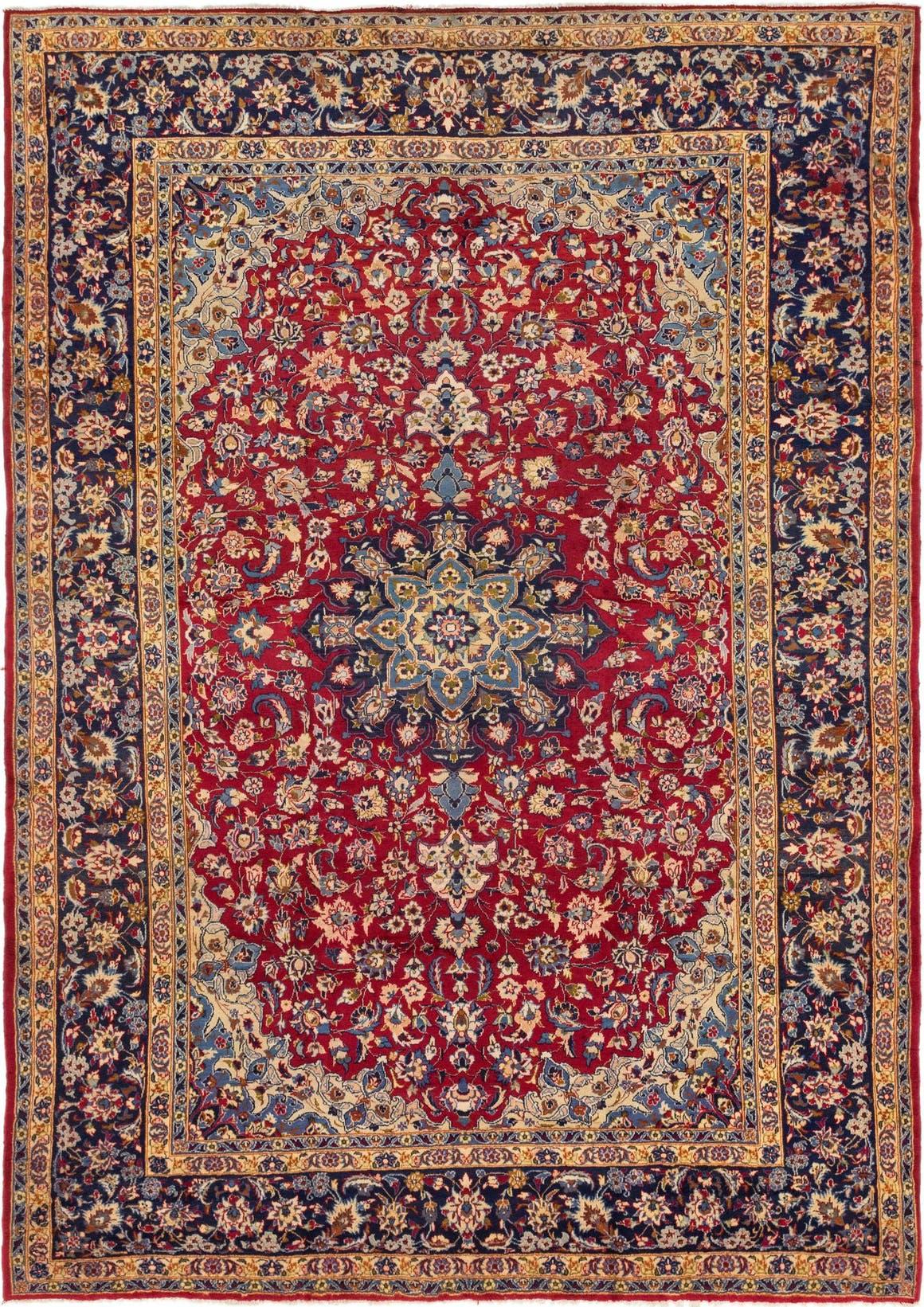 9' 9 x 13' 9 Isfahan Persian Rug main image