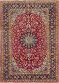 9' 9 x 13' 9 Isfahan Persian Rug thumbnail