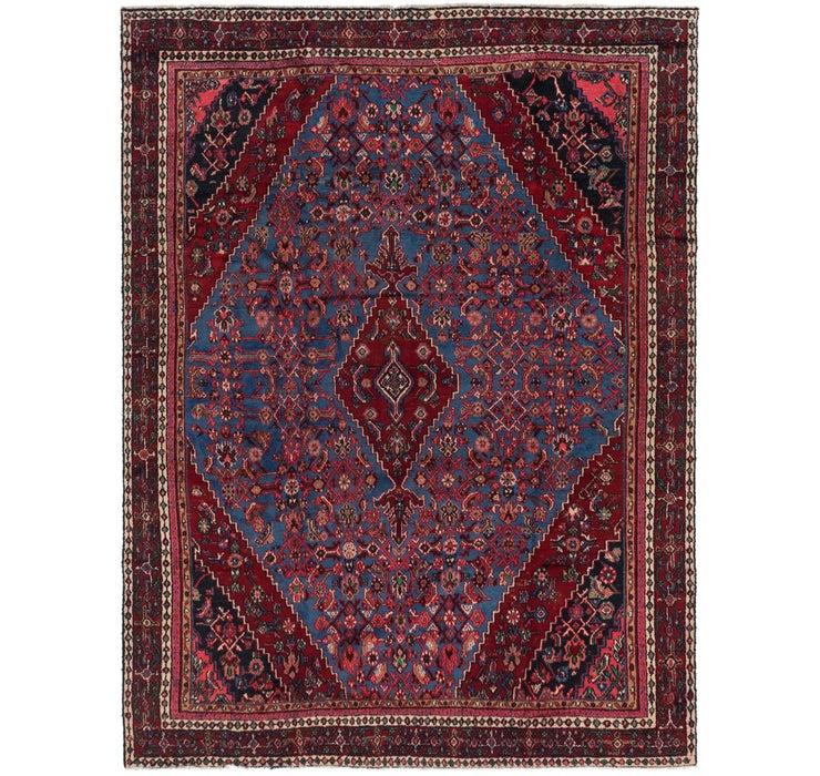 250cm x 330cm Hamedan Persian Rug