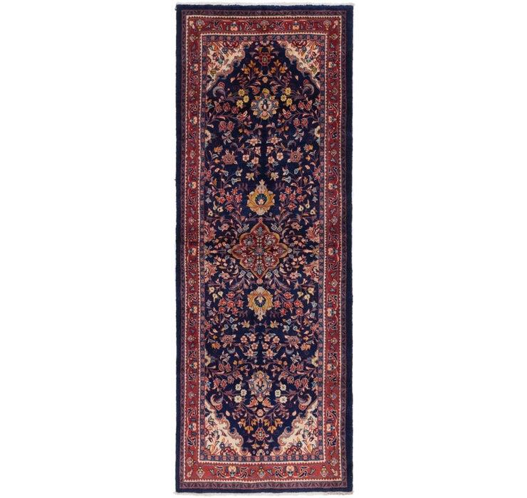 117cm x 350cm Mahal Persian Runner Rug
