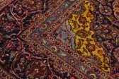 9' 5 x 13' 5 Kashan Persian Rug thumbnail