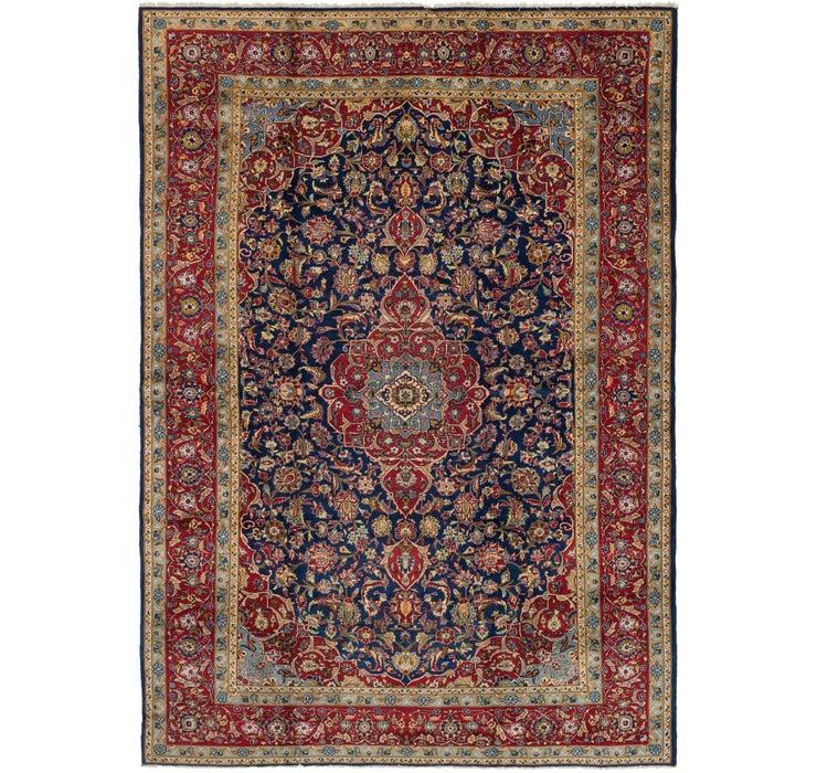 9' x 12' 9 Isfahan Persian Rug