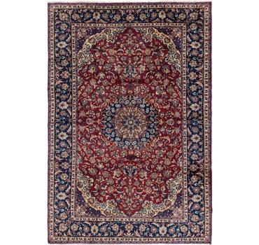 8' x 11' 9 Isfahan Persian Rug main image