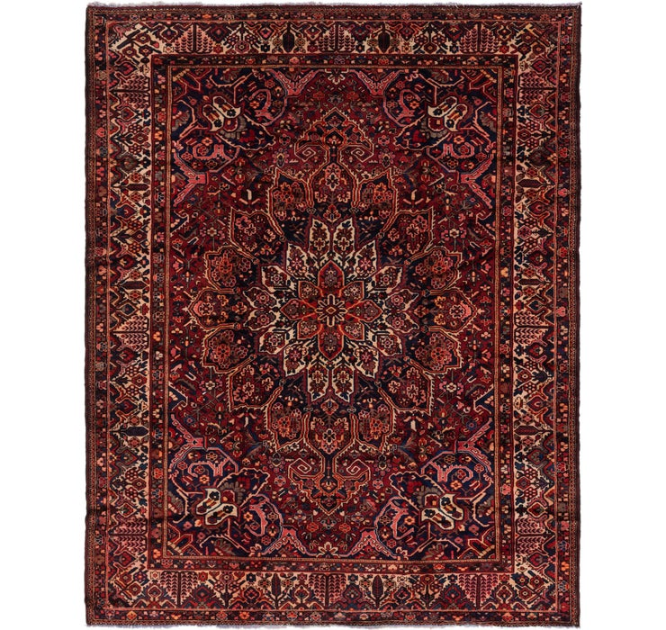 10' 2 x 12' 8 Bakhtiar Persian Rug