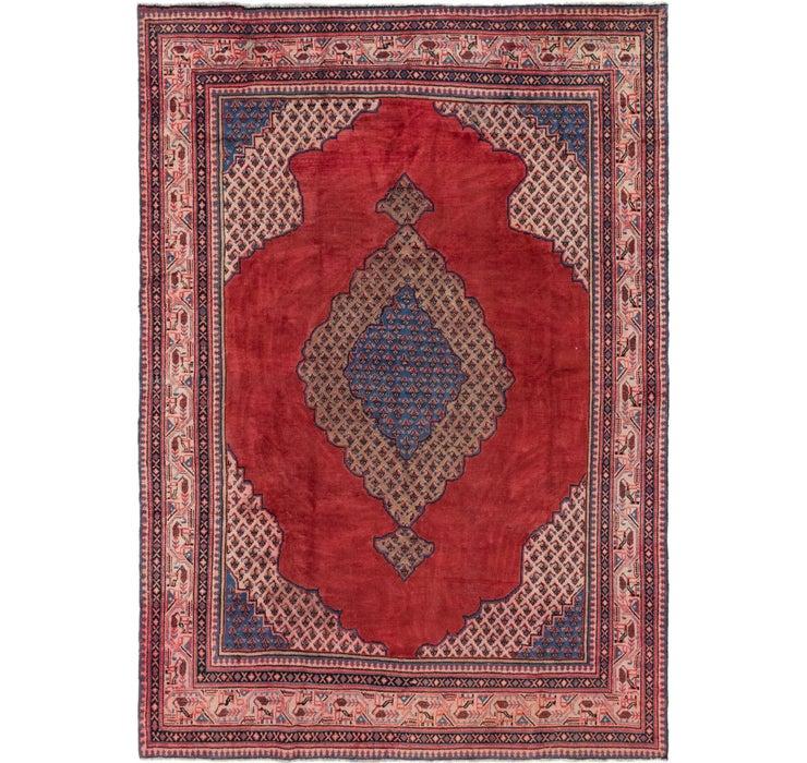 225cm x 312cm Botemir Persian Rug