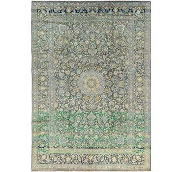 9' 4 x 13' 8 Isfahan Persian Rug main image