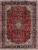 300cm x 390cm Kashan Persian Rug thumbnail image 1