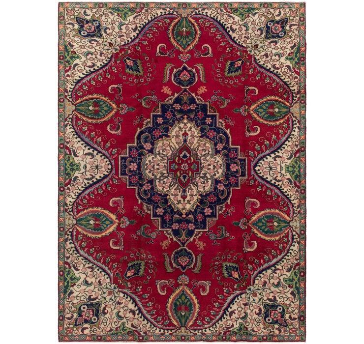 245cm x 330cm Tabriz Persian Rug