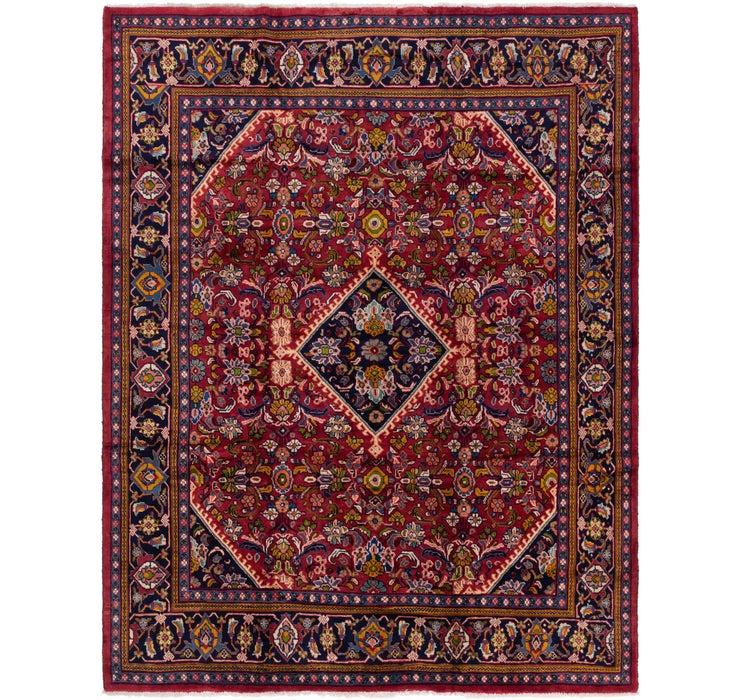 297cm x 390cm Mahal Persian Rug