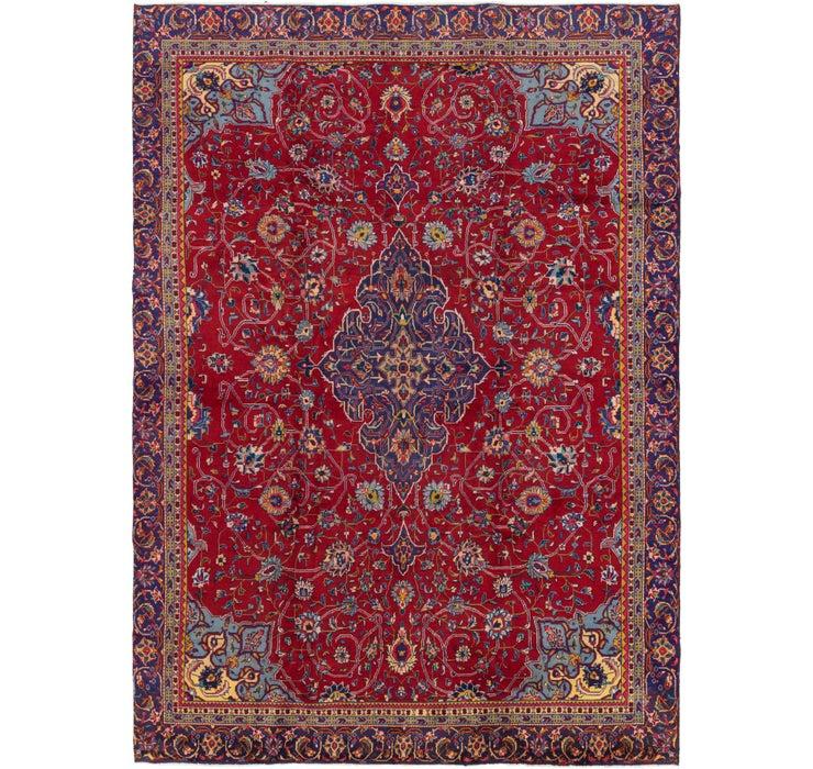 270cm x 373cm Golpayegan Persian Rug