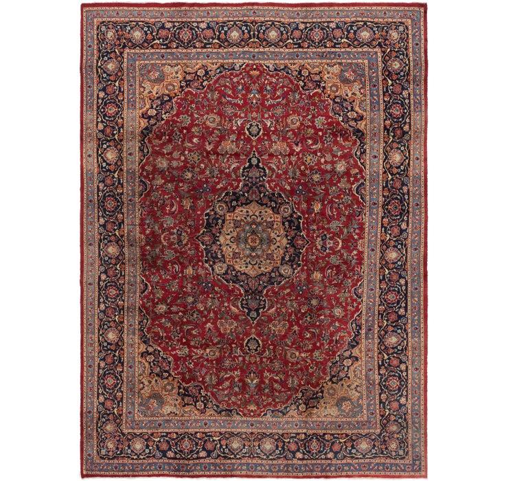 290cm x 400cm Isfahan Persian Rug