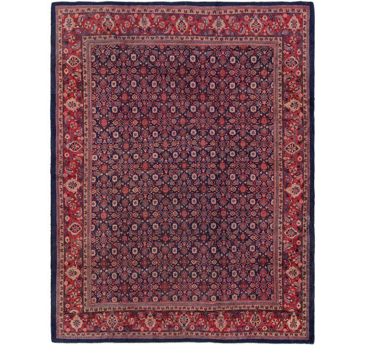 9' 10 x 12' 9 Farahan Persian Rug