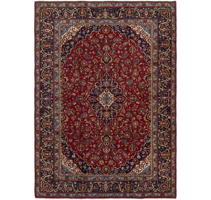 300cm x 410cm Kashan Persian Rug