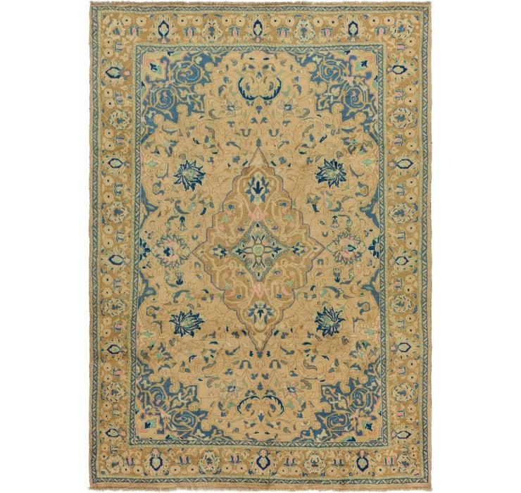 218cm x 310cm Farahan Persian Rug