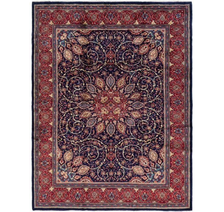 305cm x 400cm Mahal Persian Rug