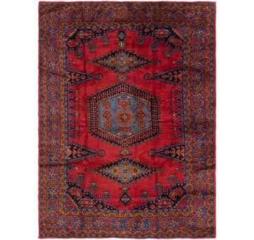 Image of 8' 2 x 11' 2 Viss Persian Rug
