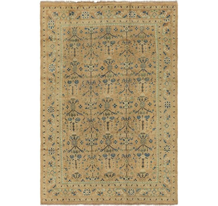 7' x 10' 7 Farahan Persian Rug