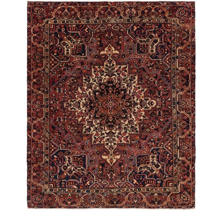9' 8 x 12' 2 Bakhtiar Persian Rug