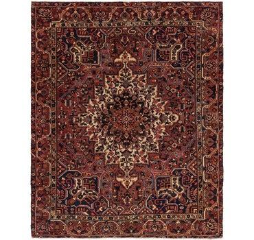 9' 8 x 12' 2 Bakhtiar Persian Rug main image