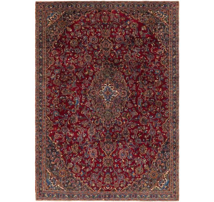 6' 10 x 9' 7 Mashad Persian Rug