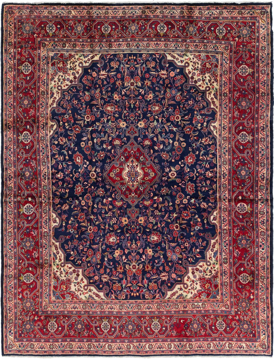 9' x 12' Shahrbaft Persian Rug main image