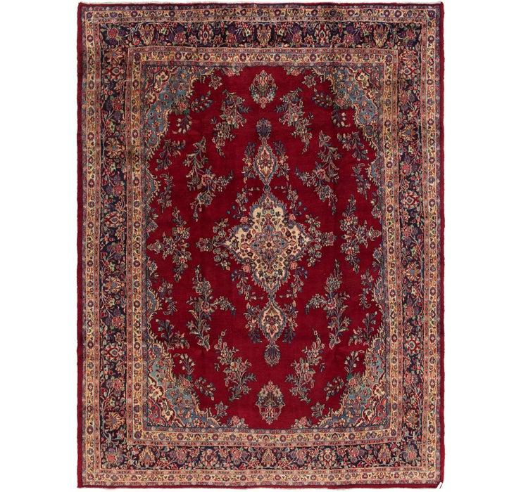9' x 12' 3 Shahrbaft Persian Rug