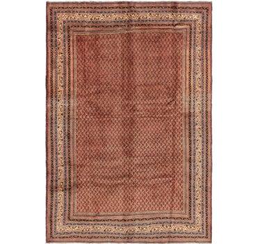 7' 4 x 10' 4 Botemir Persian Rug main image