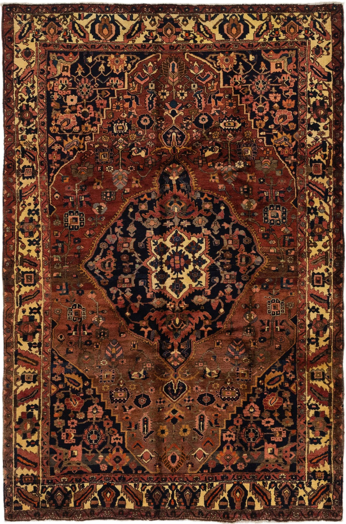 7' x 10' 7 Bakhtiar Persian Rug main image
