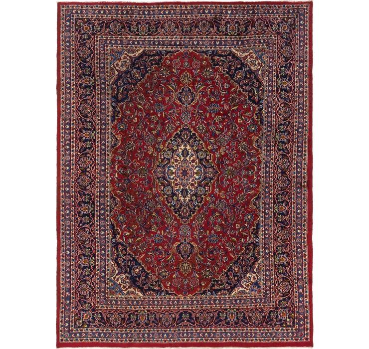 240cm x 335cm Mashad Persian Rug