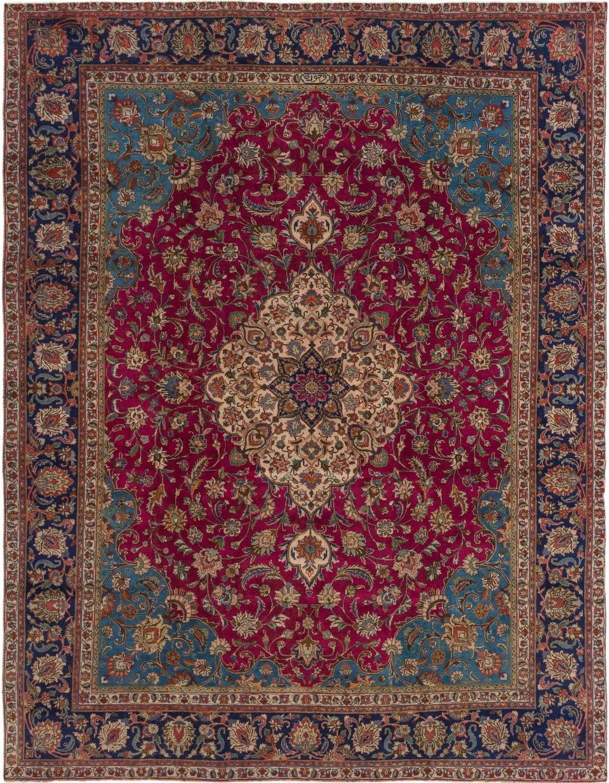 9' 6 x 12' 6 Tabriz Persian Rug main image