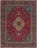 290cm x 380cm Tabriz Persian Rug thumbnail image 1
