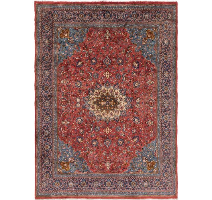 290cm x 395cm Farahan Persian Rug