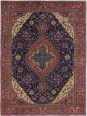 7' 10 x 10' 5 Tabriz Persian Rug thumbnail