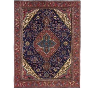 7' 10 x 10' 5 Tabriz Persian Rug main image