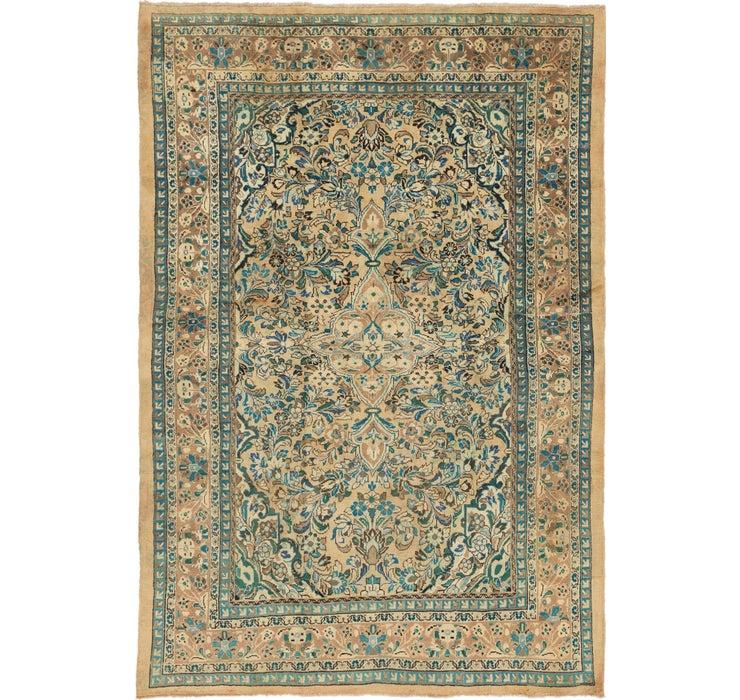 8' 9 x 13' Mahal Persian Rug