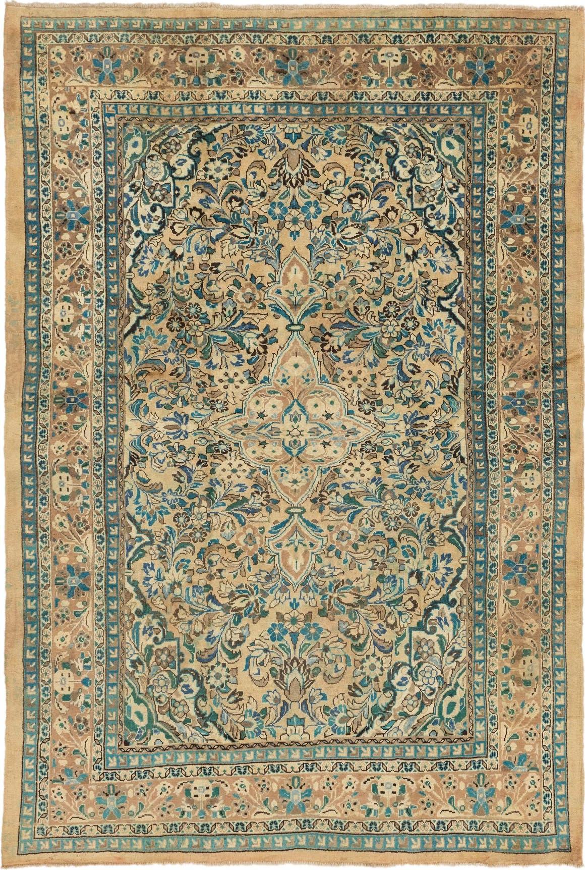 8' 9 x 13' Mahal Persian Rug main image
