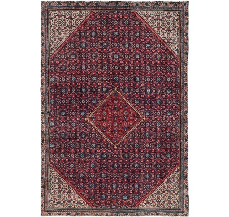 240cm x 348cm Farahan Persian Rug